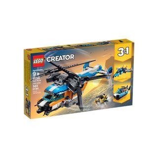 LEGO 31096 ELICOTTERO BI ROTORE CREATOR
