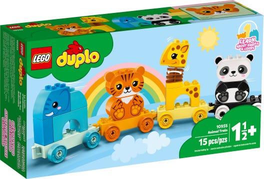 LEGO 10955 IL TRENO DEGLI ANIMALI DUPLO