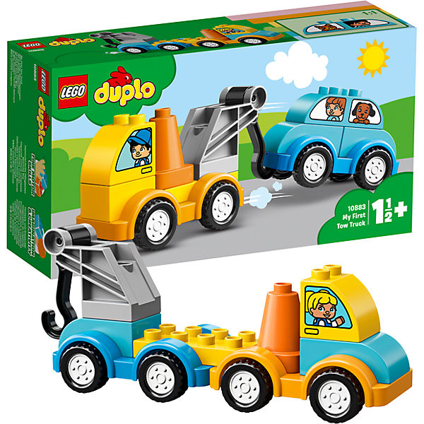 LEGO 10883 LA MIA PRIMA AUTOGRU' DUPLO