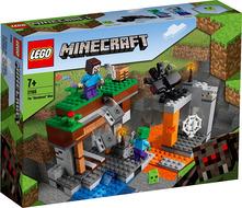 LEGO 21166 LA MINIERA ABBANDONATA MINECRAFT