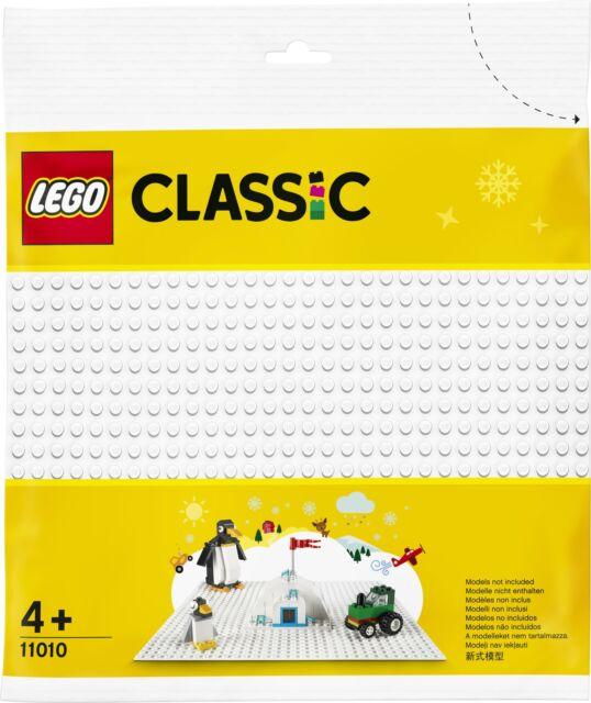 LEGO 11010 BASE BIANCA