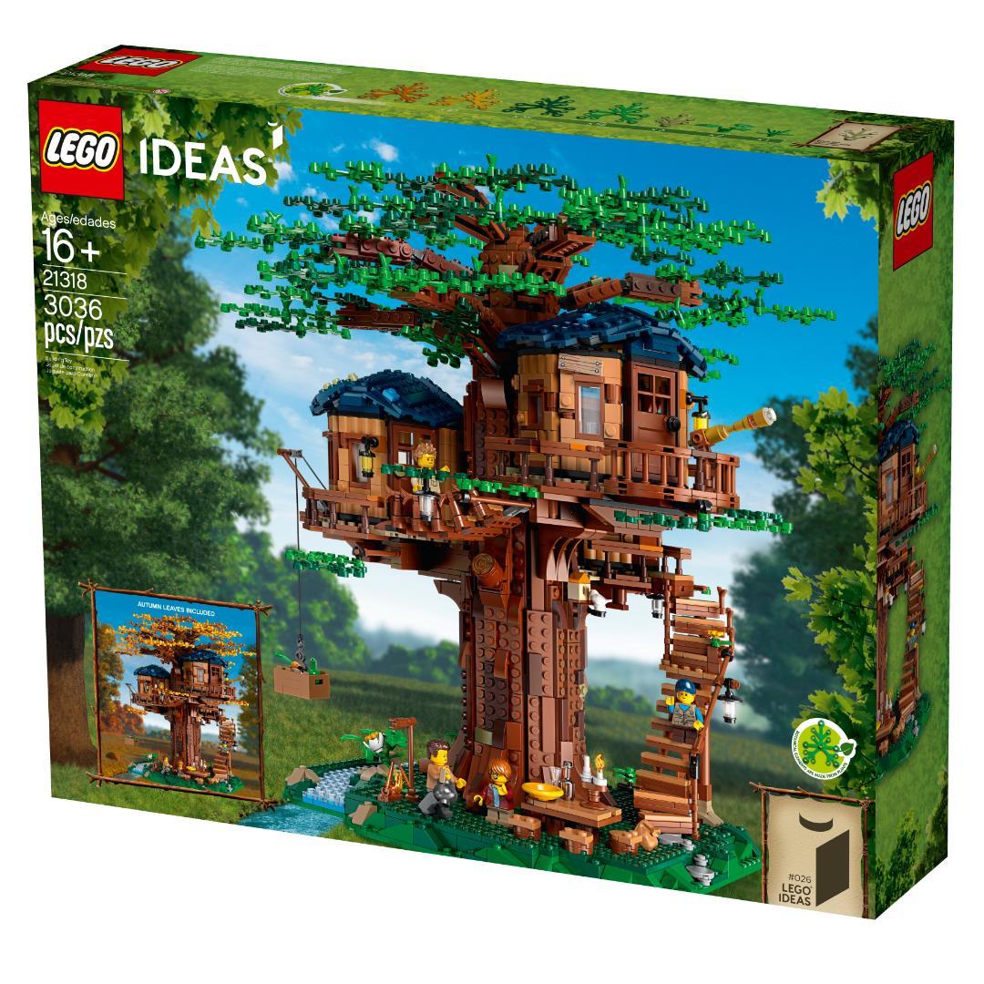LEGO 21318 CASA SULL'ALBERO IDEAS