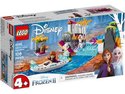 LEGO 41165 SPEDIZIONE SULLA CANOA DI ANNA DISNEY
