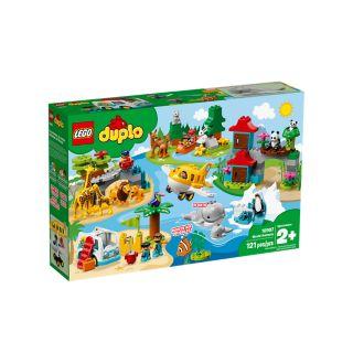 LEGO 10907 ANIMALI DEL MONDO DUPLO
