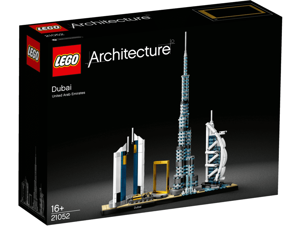 LEGO 21052 DUBAI ARCHITECTURE