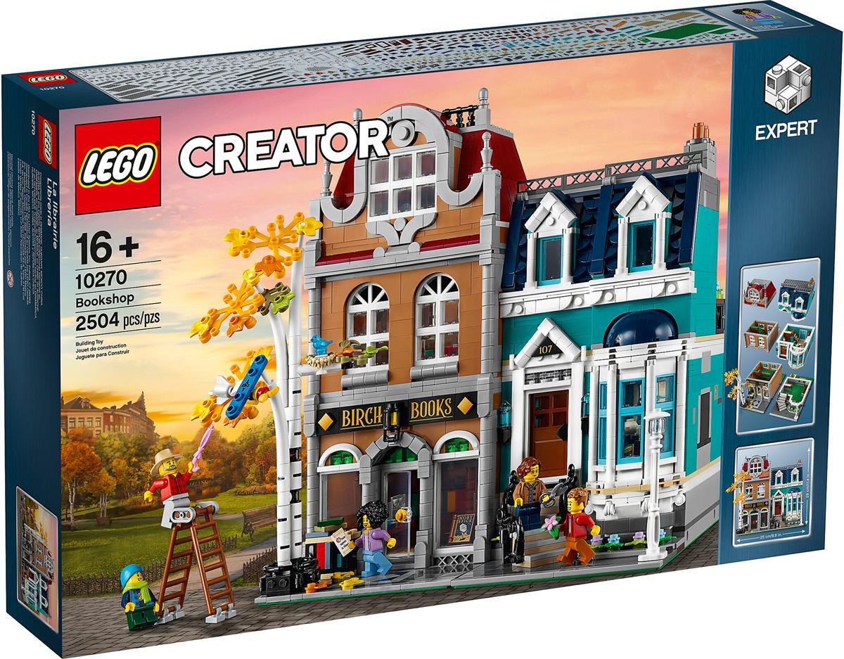 LEGO 10270 LIBRERIA CREATOR