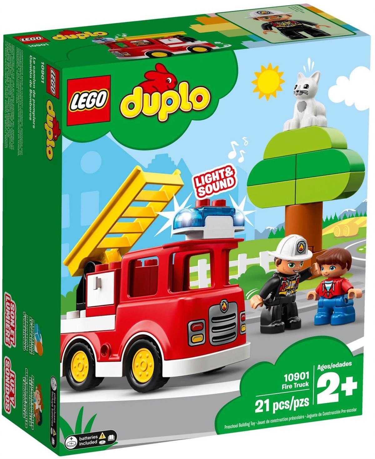 LEGO 10901 AUTOPOMPA DUPLO