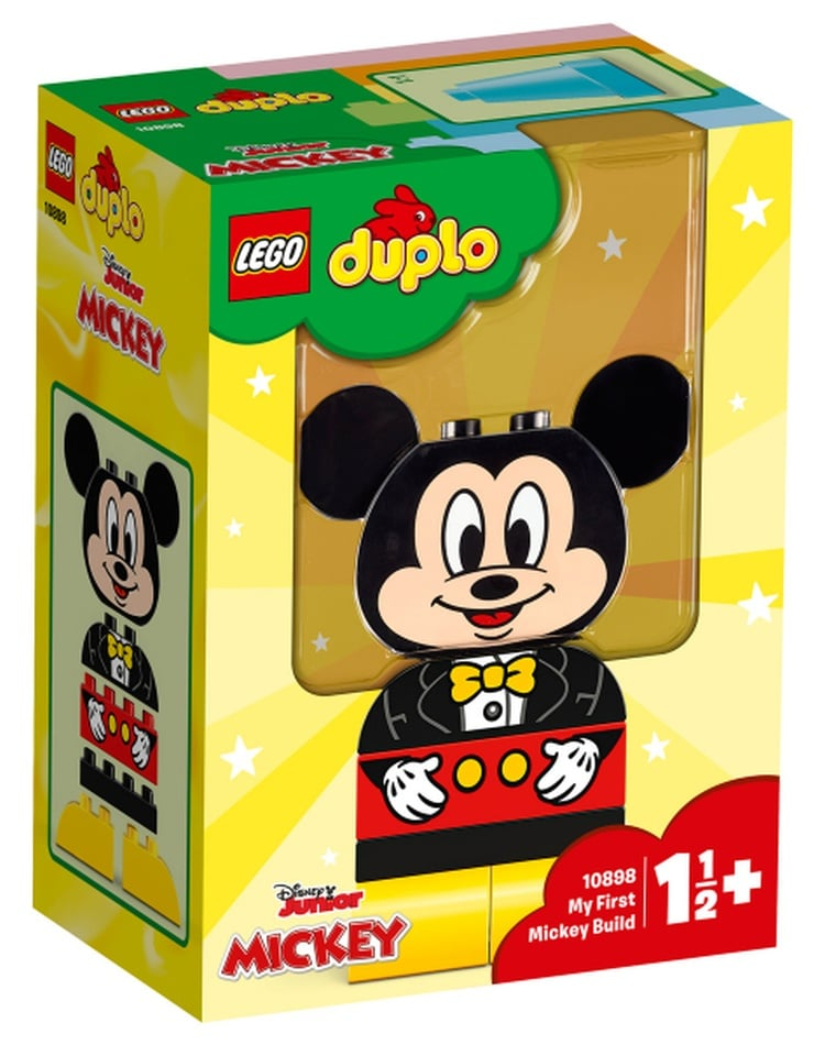 LEGO 10898 IL MIO PRIMO TOPOLINO DUPLO DISNEY