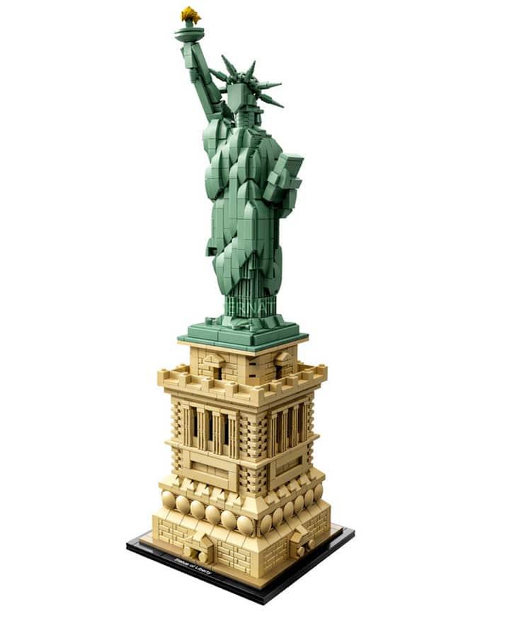 LEGO 21042 STATUA DELLA LIBERTA' ARCHITECTURE