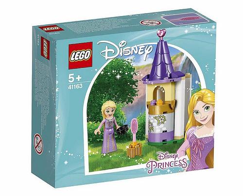 LEGO 41163 LA PICCOLA TORRE DI RAPUNZEL DISNEY PRINCESS