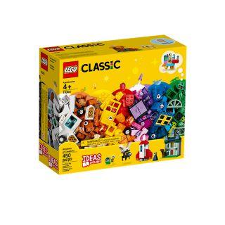 LEGO 11004 LE FINESTRE DELLA CRETIVITA' CLASSIC