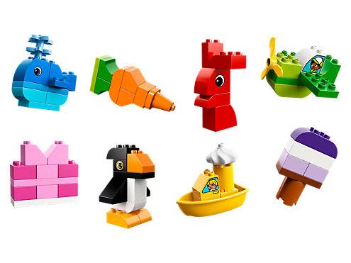 LEGO 10865 CREAZIONI DIVERTENTI DUPLO